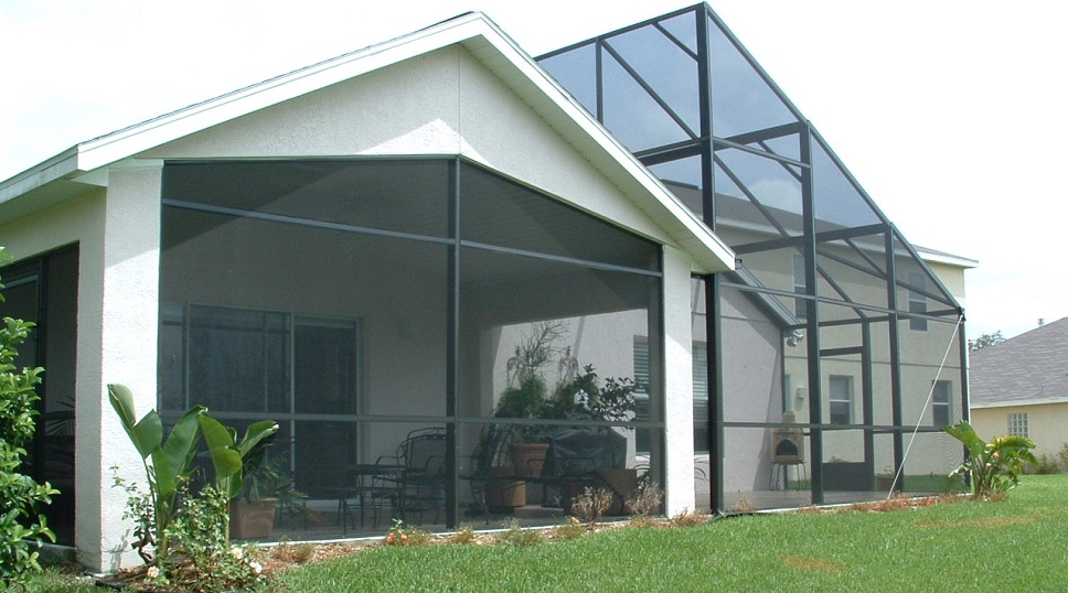 Special Price on Aluminum Screen Room with Insulated Roof