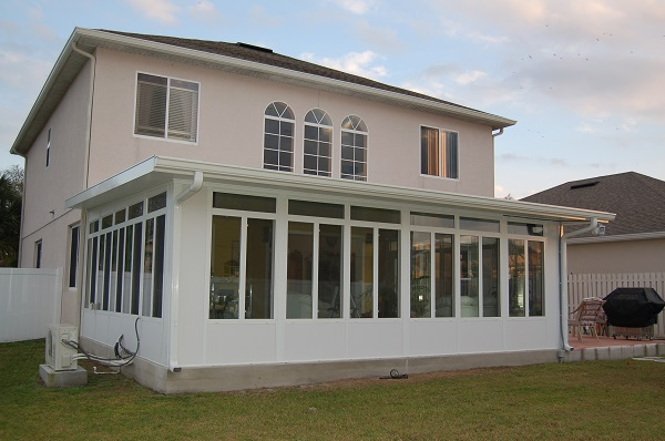 Exterior Sunroom orlando