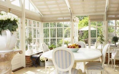 The Sunroom: A Perfect Blend of Sides, Out and In
