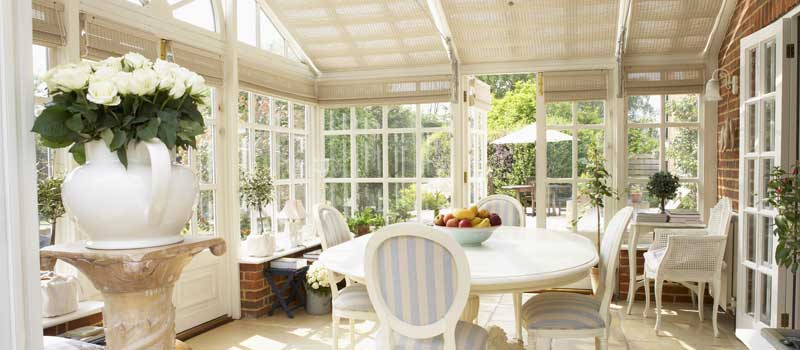 Sunroom in Orlando, Florida