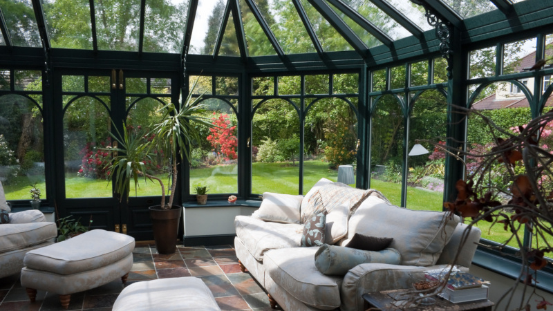 sunroom is a great way to reclaim that space