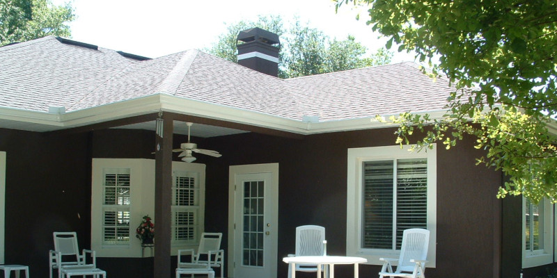 expert siding services at your home