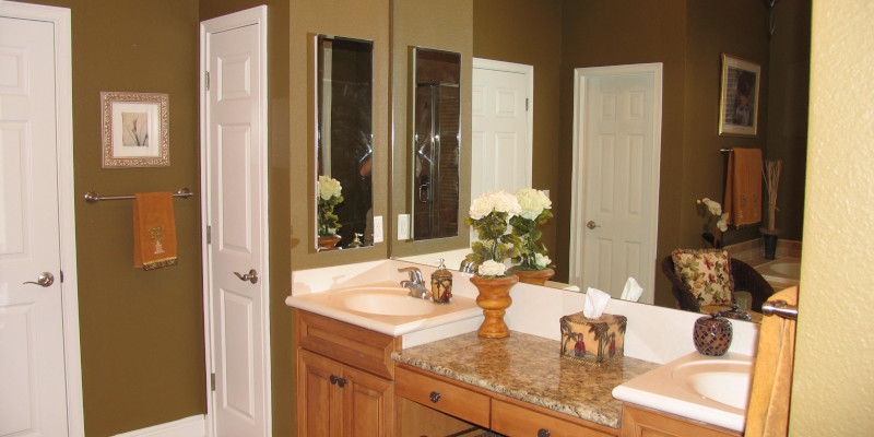 updating your bathroom with bathroom renovations